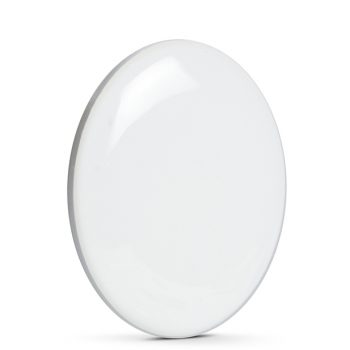 White RFID Tag Dome Disk