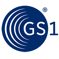 GS1 ball blue logo
